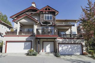 Main Photo: 61 15 FOREST PARK WAY in Port Moody: Heritage Woods PM Townhouse for sale : MLS®# R2412344