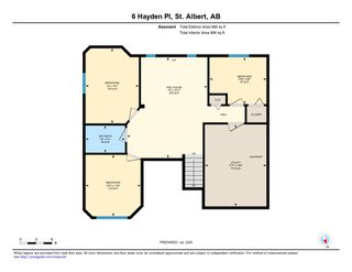 Photo 48: 6 HAYDEN Place: St. Albert House for sale : MLS®# E4207389