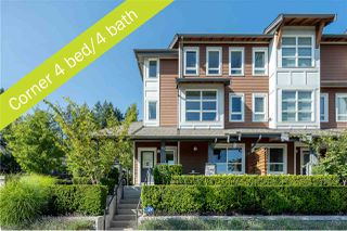 "Photo 1: 29 3431 GALLOWAY Avenue in Coquitlam: Burke Mountain Townhouse for sale in ""Northbrook"" : MLS®# R2484831"