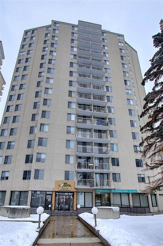 Photo 1: 906 12141 JASPER Avenue in Edmonton: Zone 12 Condo for sale : MLS®# E4220905