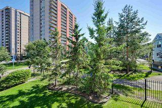 Photo 27: 212 10311 111 Street in Edmonton: Zone 12 Condo for sale : MLS®# E4221848