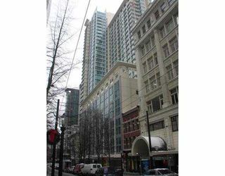 """Photo 1: 610 GRANVILLE Street in Vancouver: Downtown VW Condo for sale in """"THE HUDSON"""" (Vancouver West)  : MLS®# V627867"""