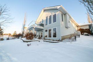 Photo 47: 50 NEWBURY Court: St. Albert House for sale : MLS®# E4184123