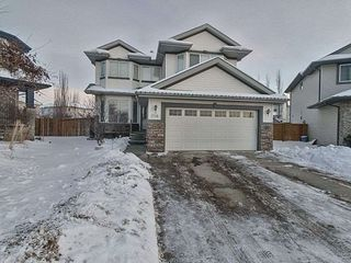 Photo 1: 258 Sunflower Crescent: Sherwood Park House for sale : MLS®# E4185559