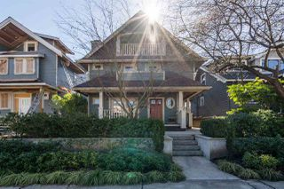 Photo 1: 852 E 10TH Avenue in Vancouver: Mount Pleasant VE House 1/2 Duplex for sale (Vancouver East)  : MLS®# R2446678