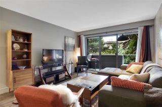 """Photo 2: 205 2885 SPRUCE Street in Vancouver: Fairview VW Condo for sale in """"Fairview Gardens"""" (Vancouver West)  : MLS®# R2465666"""