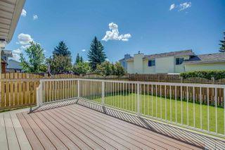Photo 40: 17819 57 Avenue in Edmonton: Zone 20 House for sale : MLS®# E4202271