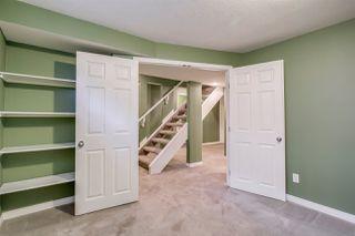 Photo 32: 17819 57 Avenue in Edmonton: Zone 20 House for sale : MLS®# E4202271