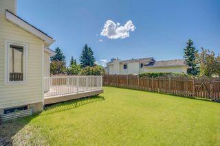 Photo 41: 17819 57 Avenue in Edmonton: Zone 20 House for sale : MLS®# E4202271