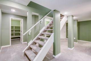 Photo 29: 17819 57 Avenue in Edmonton: Zone 20 House for sale : MLS®# E4202271