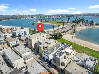 Photo 27: MISSION BEACH Condo for sale : 3 bedrooms : 3696 Bayside Walk #G (#1) in San Diego