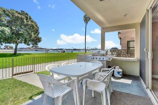 Photo 24: MISSION BEACH Condo for sale : 3 bedrooms : 3696 Bayside Walk #G (#1) in San Diego