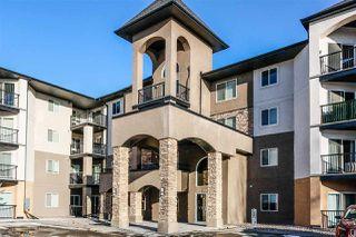 Main Photo: 313 14612 125 Street in Edmonton: Zone 27 Condo for sale : MLS®# E4225474