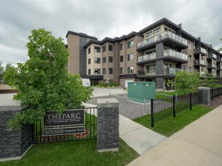 Photo 1: 402 5029 EDGEMONT Boulevard in Edmonton: Zone 57 Condo for sale : MLS®# E4167961