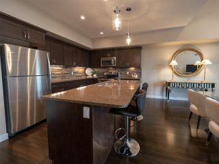 Photo 3: 402 5029 EDGEMONT Boulevard in Edmonton: Zone 57 Condo for sale : MLS®# E4167961