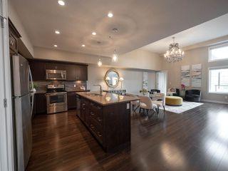 Photo 2: 402 5029 EDGEMONT Boulevard in Edmonton: Zone 57 Condo for sale : MLS®# E4167961