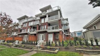 "Main Photo: 113 4280 MONCTON Street in Richmond: Steveston South Condo for sale in ""The Village"" : MLS®# R2414346"