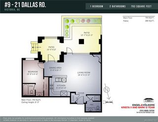 Photo 30: 9 21 Dallas Rd in Victoria: Vi James Bay Condo Apartment for sale : MLS®# 845122