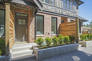 "Main Photo: 449 W 63RD Avenue in Vancouver: Marpole Townhouse for sale in ""Tudor House by Formwerks"" (Vancouver West)  : MLS®# R2397881"