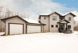 Main Photo: 24 55220 Range Road 13: Rural Lac Ste. Anne County House for sale : MLS®# E4180032