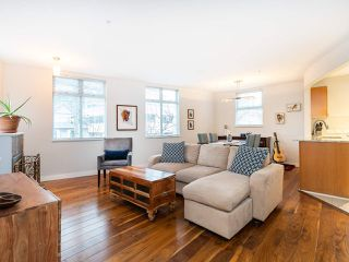 """Photo 2: 315 638 W 7TH Avenue in Vancouver: Fairview VW Condo for sale in """"Omega"""" (Vancouver West)  : MLS®# R2424354"""