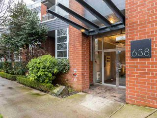 "Main Photo: 315 638 W 7TH Avenue in Vancouver: Fairview VW Condo for sale in ""Omega"" (Vancouver West)  : MLS®# R2424354"