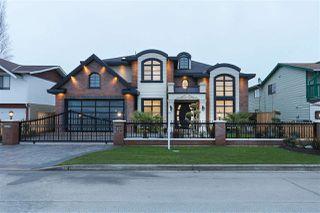 Main Photo: 7591 DECOURCY Crescent in Richmond: Quilchena RI House for sale : MLS®# R2425681