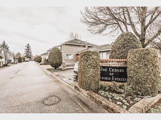 "Photo 2: 11 6250 48A Avenue in Ladner: Holly Townhouse for sale in ""Garden Estates"" : MLS®# R2430801"
