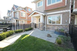 """Photo 13: 1 6511 NO. 2 Road in Richmond: Riverdale RI Townhouse for sale in """"OVAL GARDENS"""" : MLS®# R2444794"""