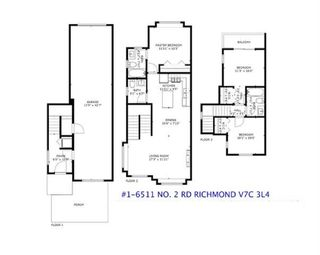 """Photo 18: 1 6511 NO. 2 Road in Richmond: Riverdale RI Townhouse for sale in """"OVAL GARDENS"""" : MLS®# R2444794"""