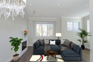 """Photo 1: 1 6511 NO. 2 Road in Richmond: Riverdale RI Townhouse for sale in """"OVAL GARDENS"""" : MLS®# R2444794"""
