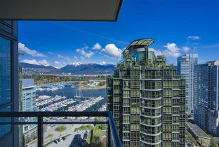 Photo 3: 2806 1328 W PENDER STREET in Vancouver: Coal Harbour Condo for sale (Vancouver West)  : MLS®# R2156553