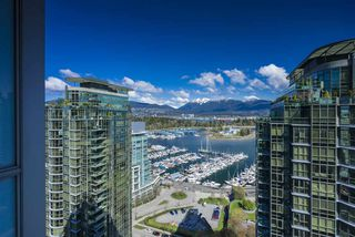 Photo 2: 2806 1328 W PENDER STREET in Vancouver: Coal Harbour Condo for sale (Vancouver West)  : MLS®# R2156553