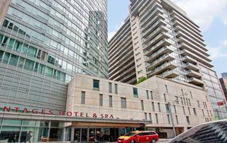 Photo 1: 1009 200 Victoria Street in Toronto: Church-Yonge Corridor Condo for lease (Toronto C08)  : MLS®# C4828604