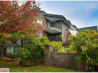Photo 1: 103 14950 THRIFT AV in White Rock: Home for sale : MLS®# F1226144