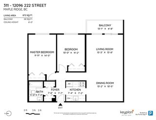"""Photo 2: 311 12096 222 Street in Maple Ridge: West Central Condo for sale in """"Canuck Plaza"""" : MLS®# R2528017"""