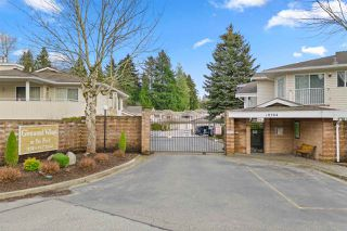 """Main Photo: 226 10584 153RD Street in Surrey: Guildford Townhouse for sale in """"Glenwood Village on the Park"""" (North Surrey)  : MLS®# R2529381"""