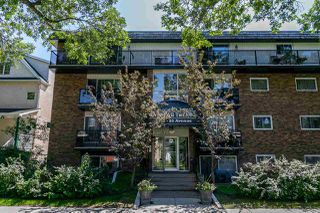 Photo 1: 105 10745 83 Avenue in Edmonton: Zone 15 Condo for sale : MLS®# E4166976