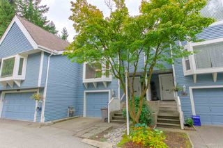 "Main Photo: 3389 FLAGSTAFF Place in Vancouver: Champlain Heights Townhouse for sale in ""COMPASS POINT"" (Vancouver East)  : MLS®# R2407655"