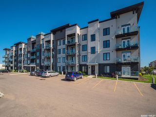 Photo 1: 406 2101 Heseltine Road in Regina: River Bend Residential for sale : MLS®# SK788039