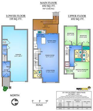 Photo 20: 25 11305 240 Street in Maple Ridge: Cottonwood MR Townhouse for sale : MLS®# R2410390