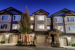 Main Photo: 25 11305 240 Street in Maple Ridge: Cottonwood MR Townhouse for sale : MLS®# R2410390