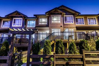 Photo 2: 25 11305 240 Street in Maple Ridge: Cottonwood MR Townhouse for sale : MLS®# R2410390