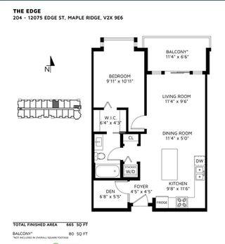 "Photo 19: 204 12075 EDGE Street in Maple Ridge: East Central Condo for sale in ""Edge on Edge"" : MLS®# R2440948"