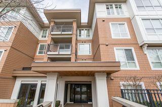 """Photo 2: 310 611 REGAN Avenue in Coquitlam: Coquitlam West Condo for sale in """"Regan's Walk"""" : MLS®# R2445818"""