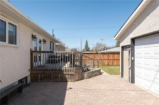 Photo 24: 507 Hazel Dell Avenue in Winnipeg: Residential for sale (3D)  : MLS®# 202009903