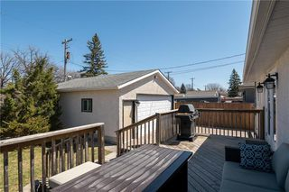 Photo 27: 507 Hazel Dell Avenue in Winnipeg: Residential for sale (3D)  : MLS®# 202009903