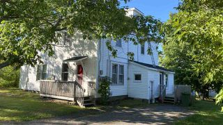 Photo 1: 2175 Greenwood Street in Westville: 107-Trenton,Westville,Pictou Multi-Family for sale (Northern Region)  : MLS®# 202018136