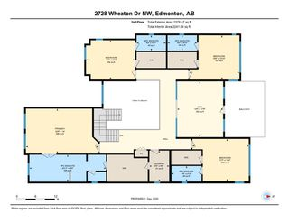 Photo 50: 2728 Wheaton Drive in Edmonton: Zone 56 House for sale : MLS®# E4223476