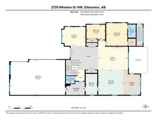 Photo 49: 2728 Wheaton Drive in Edmonton: Zone 56 House for sale : MLS®# E4223476